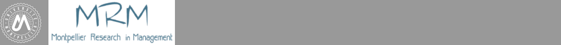 Montpellier Research in Management Logo